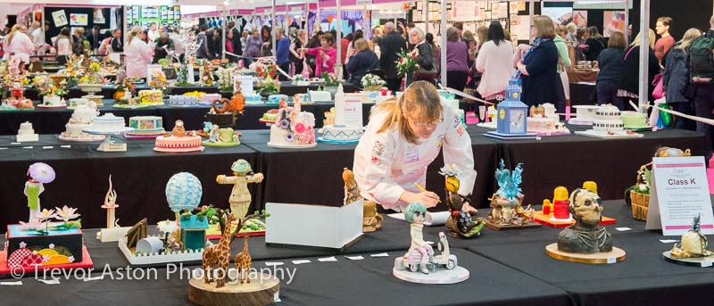 Sugarcraft And Cake Decorating Show : Cake International at Excel a feast for the eyes, if not ...
