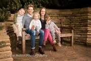 on_a_bench_family_photography_Richmond_Surrey_London