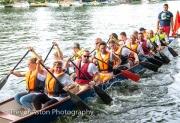 Kingston upon Thames dragon boat race-2