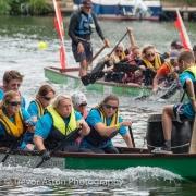 Kingston upon Thames dragon boat race-23