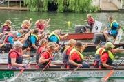 Kingston upon Thames dragon boat race-24