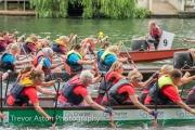 Kingston upon Thames dragon boat race-25