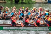 Kingston upon Thames dragon boat race-26