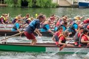 Kingston upon Thames dragon boat race-27