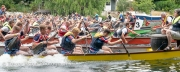 Kingston upon Thames dragon boat race-31