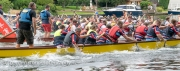 Kingston upon Thames dragon boat race-34