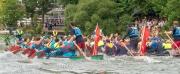 Kingston upon Thames dragon boat race-35