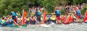 Kingston upon Thames dragon boat race-36