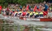 Kingston upon Thames dragon boat race-38