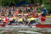 Kingston upon Thames dragon boat race-39