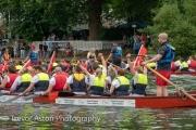 Kingston upon Thames dragon boat race-40