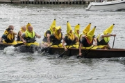 Kingston upon Thames dragon boat race-8