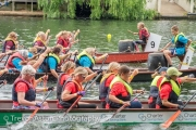 Kingston upon Thames dragon boat race-24