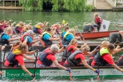 Kingston upon Thames dragon boat race-25