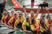 Kingston upon Thames dragon boat race-4