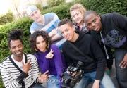 production team portrait photography